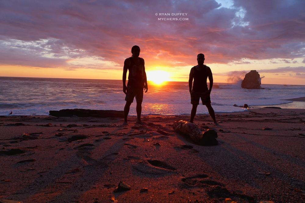 Costa Rica - Sunset Stance.jpg
