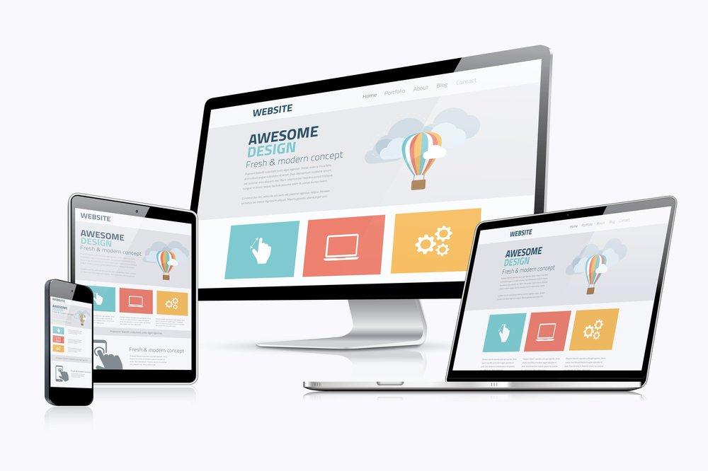 website design for your practice