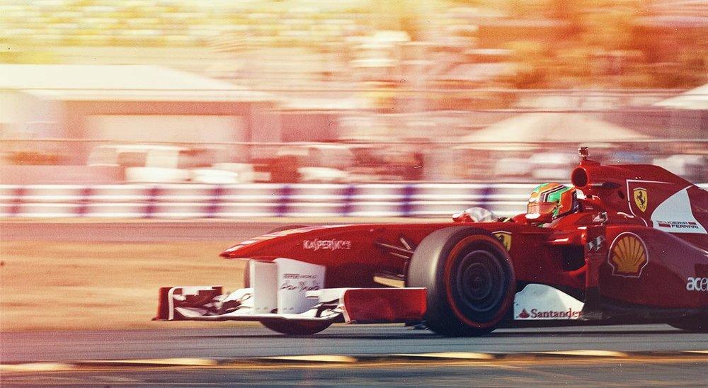 Ferrari // 2016