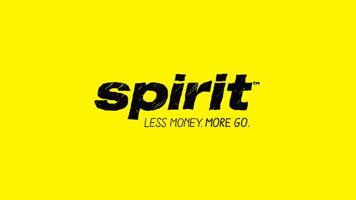 Spirit Rebranding