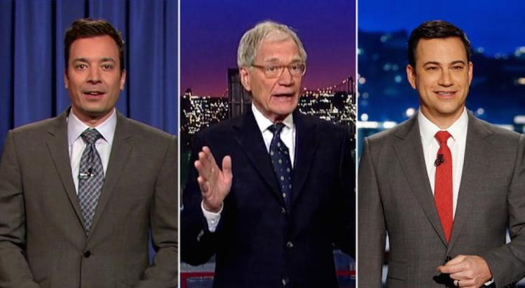 Late Night TV is spilling into next day content with the use of social media.