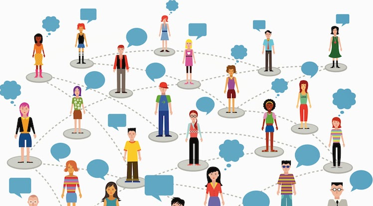 """B2B Businesses have traditionally been thought of as """"non-social media"""" users, however new data shows they are using social media."""