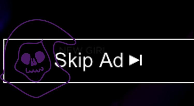The Skip Ad Reaper
