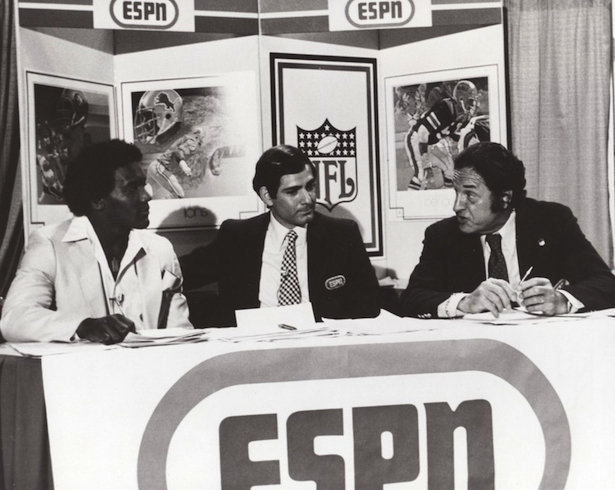 The #1 Pick at the first televised NFL Draft in 1980