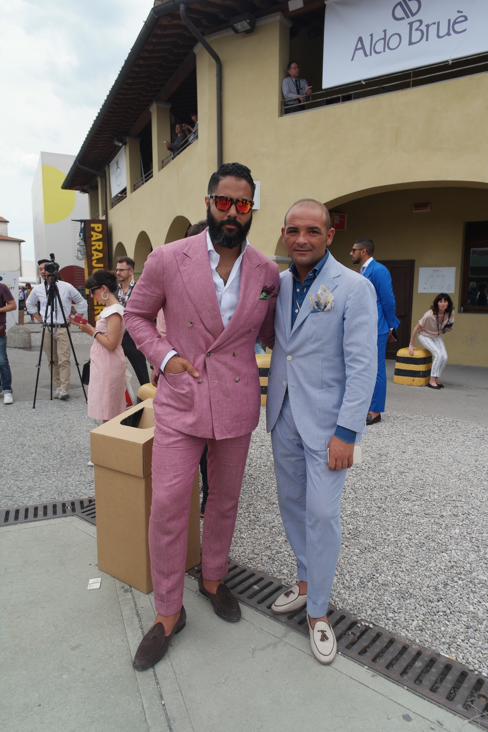 With Bespoke Trouser Maker Legend, Salvatore Ambrosi
