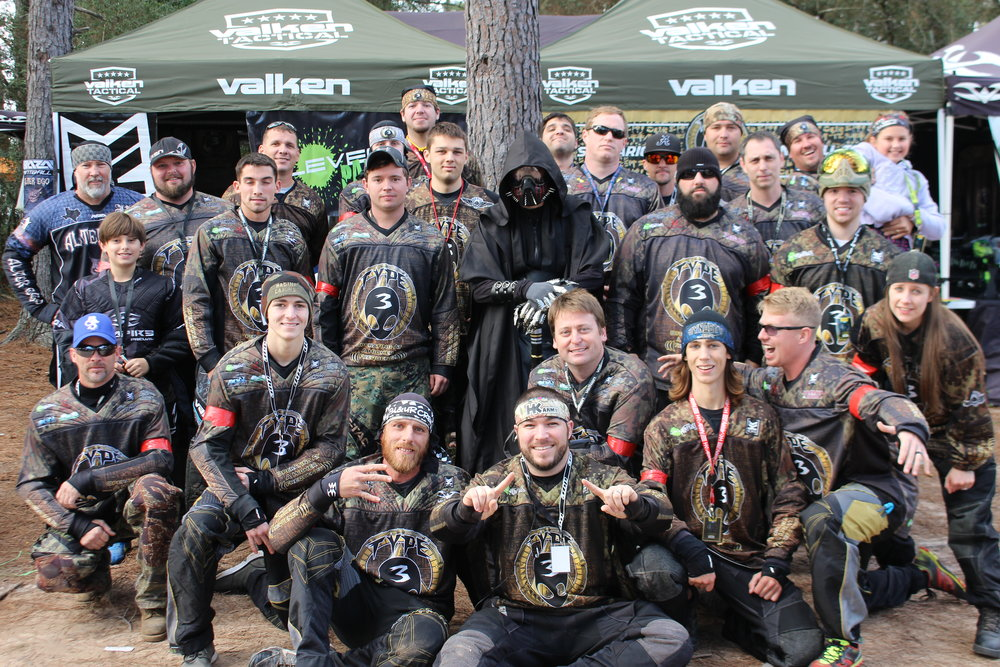 TXR Paintball in Houston 2015