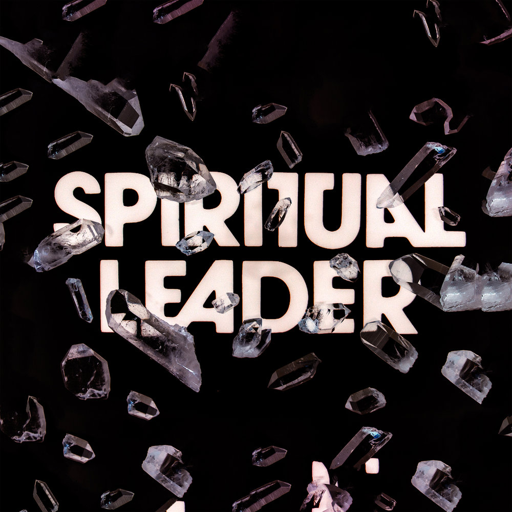 "Ian Chang ""Spiritual Leader"" 12-Inch EP Cover Art"