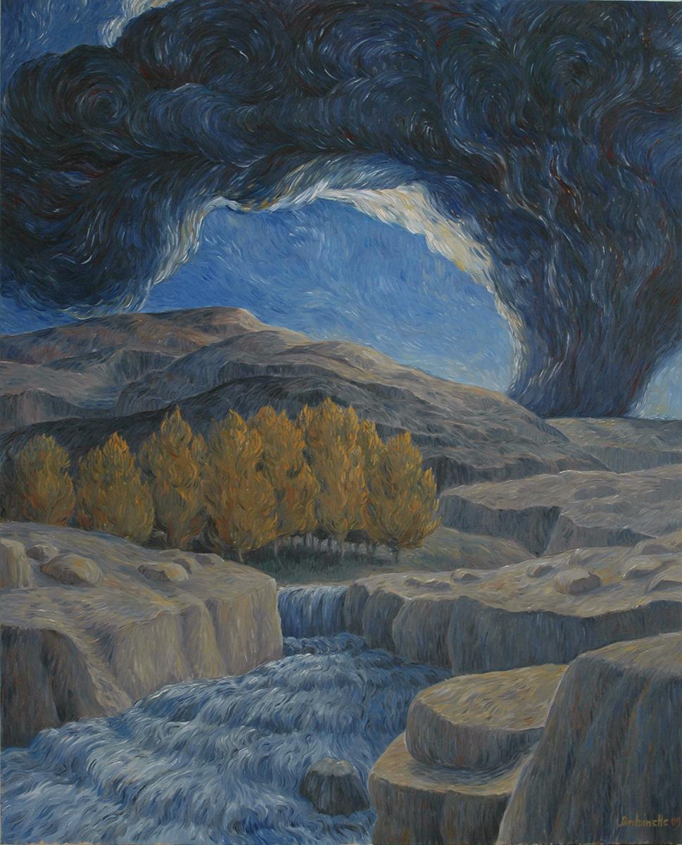 Landscape of Emotion