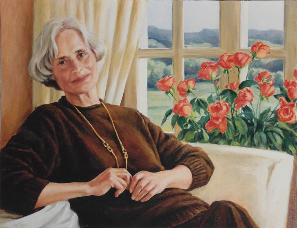 In Memoriam, My Mother