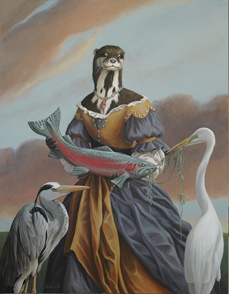 Madame La Riviere