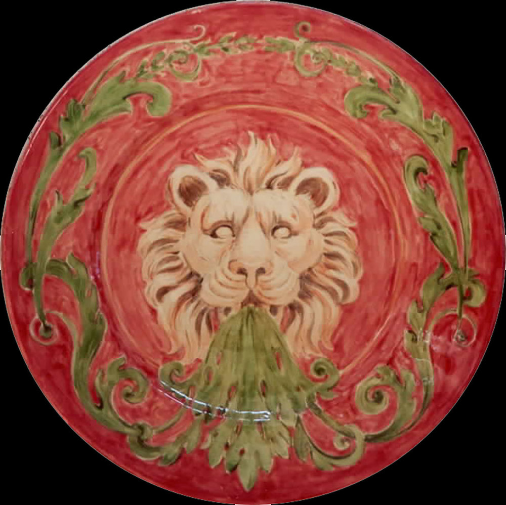 Baalbek Lion