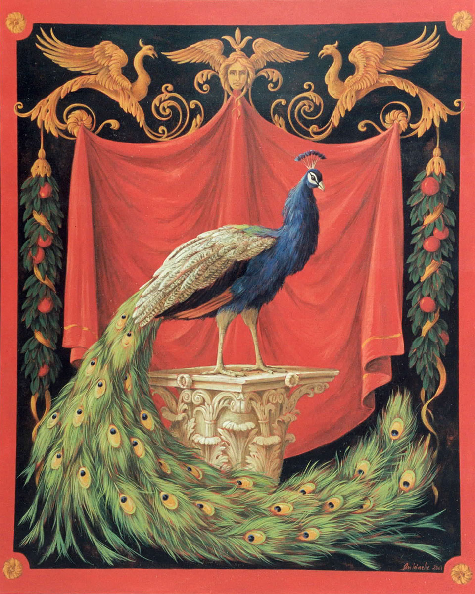 Somerset Peacock