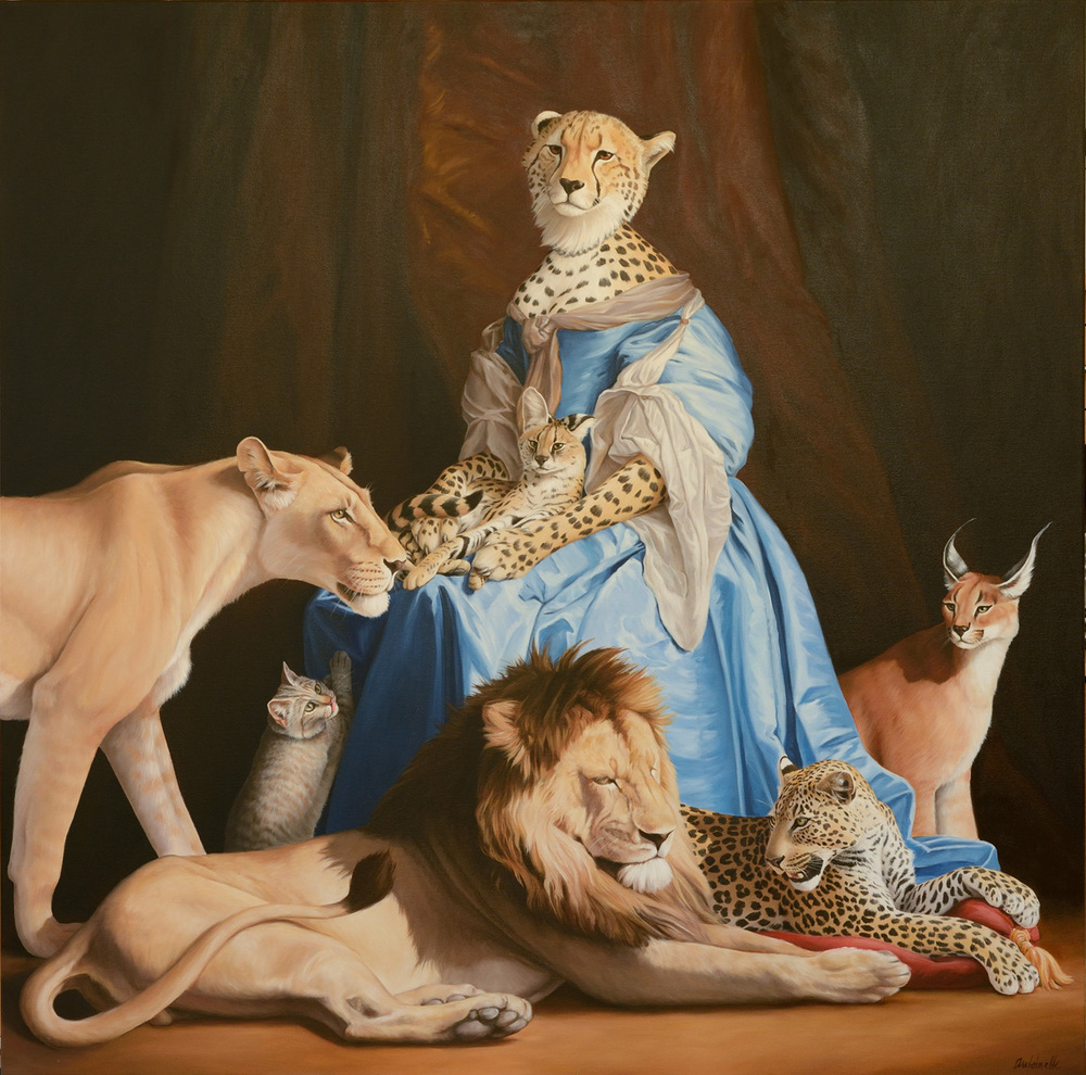Queen of the Felines