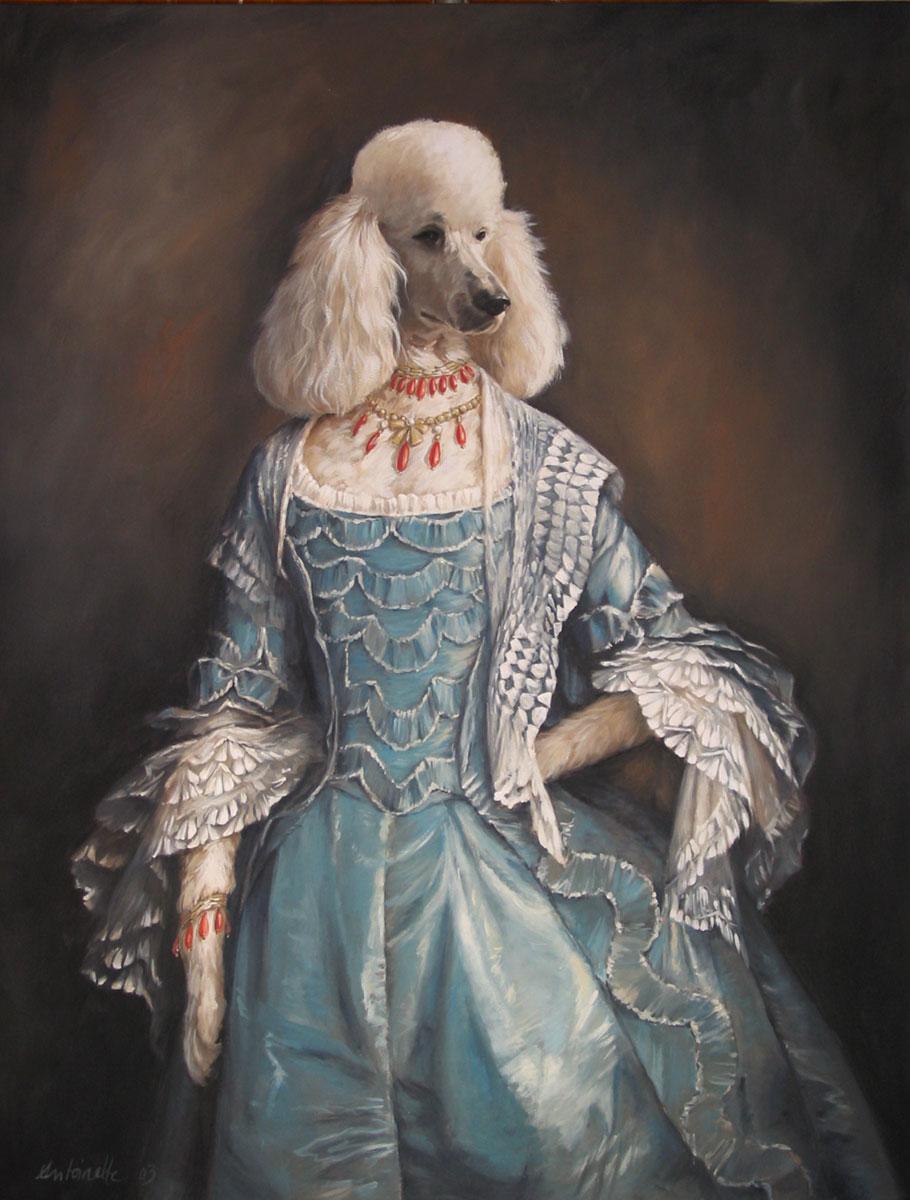Lady Fifi Bellefleure