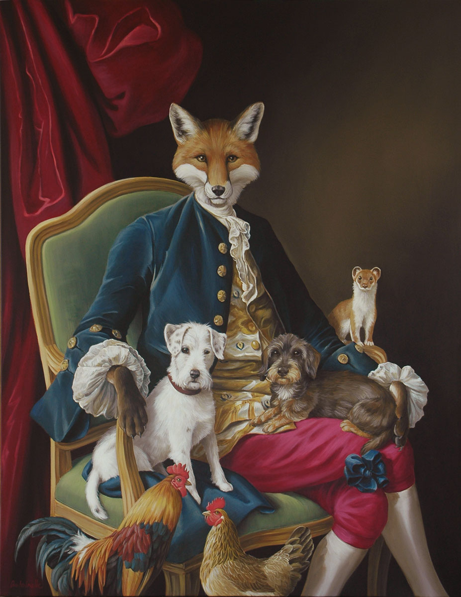 Sir Fox Trott