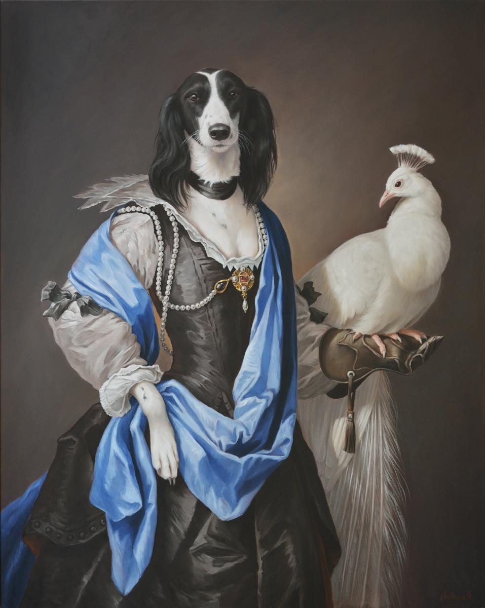 La Baronne Blanche Noir