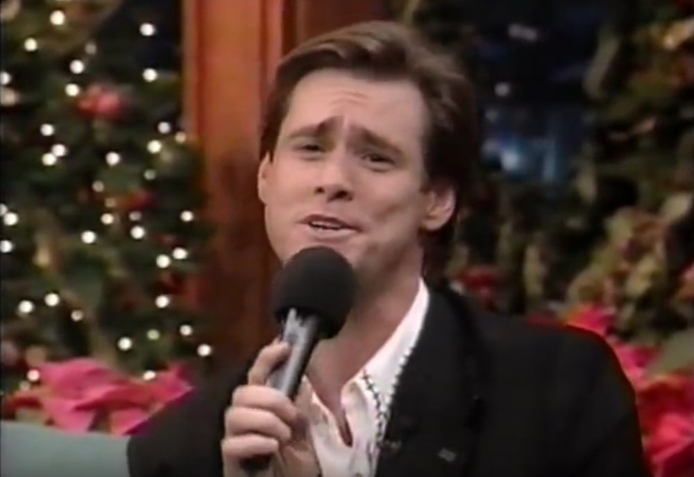 jim carey is one of the funniest actors who ever lived and he does not disappoint when he sings this lovely version of white christmas enjoy - Actors In White Christmas