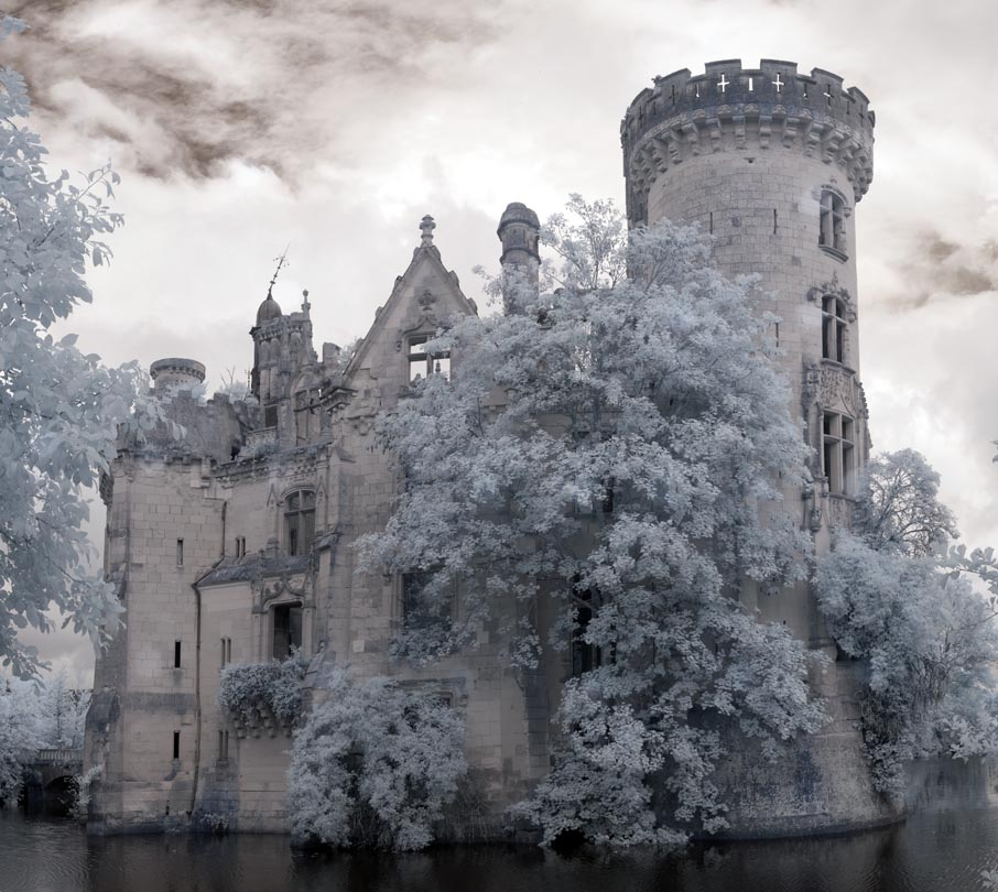 This Castle was Abandoned in 1932 after a Major Fire; The ...
