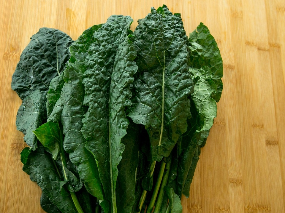 "Kale Crazed? It's beautiful, comes in many varieties  and easy to prepare.  Not a lot of time? Just massage some lemon juice into the leaves, and let it sit for 15 minutes  to ""cook"" it for a quick side dish."