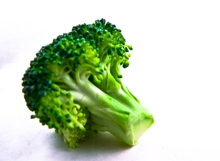 Mighty broccoli! To convert the most difficult eater, roast in the oven or on the grill for 10-15 minutes with some olive oil and salt pepper and watch it disappear!