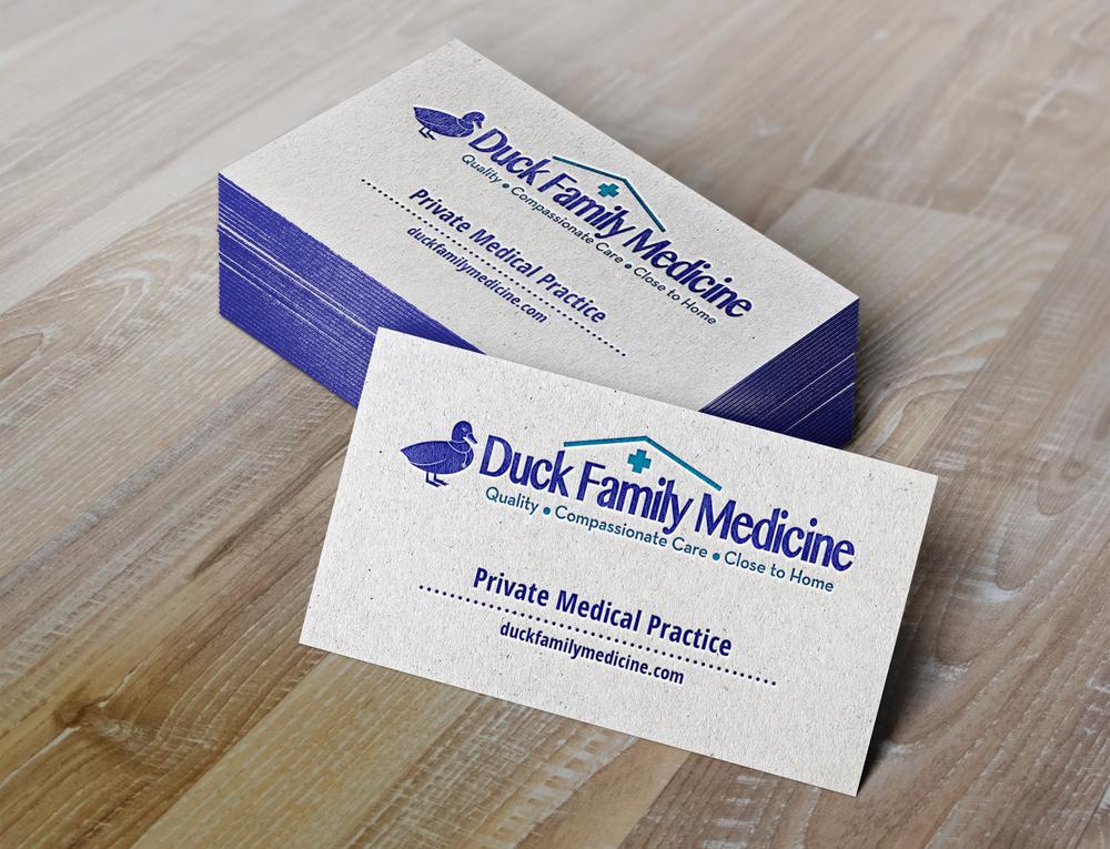Duck Family Medicine — Nick Massie Designs