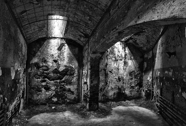 Eastern State Penitentiary, Pa