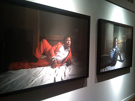 Zina Saro-Wiwa @ Location One, NYC