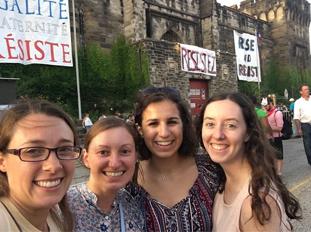 We stormed the Bastille for the final time at #bastilledayphl ✊ And we support @easternstate as they embark on their new mission focused on criminal justice reform.
