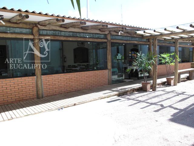 Ampliação restaurante Fogão a Lenha , Curitiba - Pr