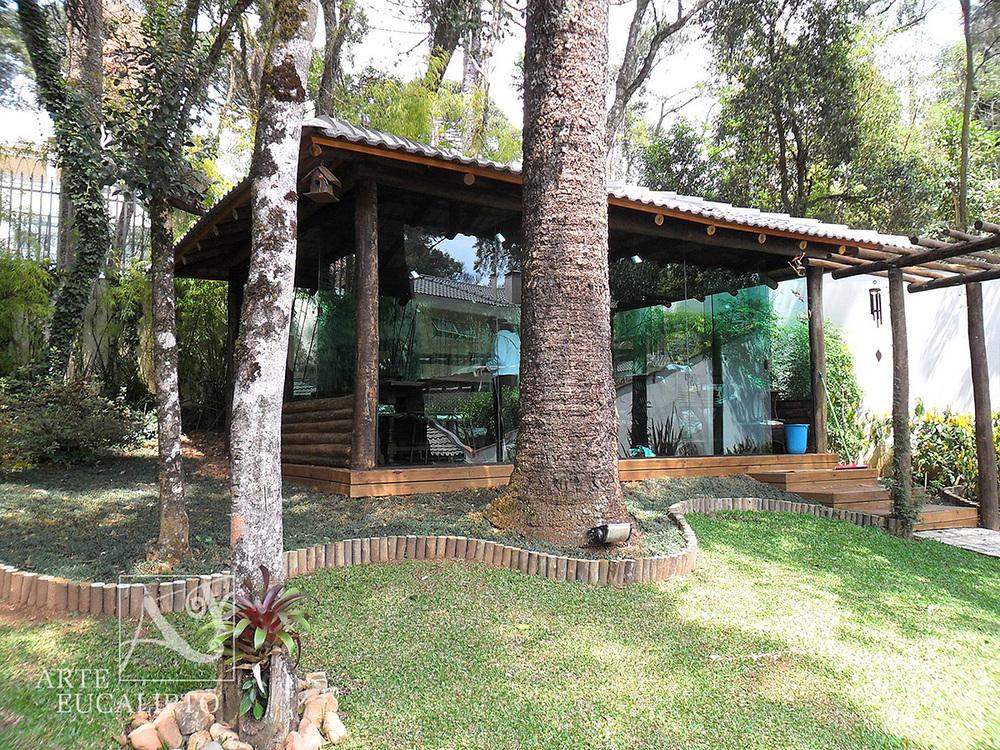 Casa de chá , Barigui , Curitiba - Pr