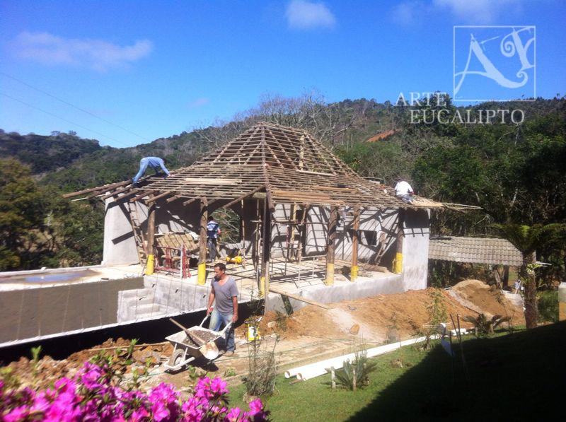 Estrutural gazebo Campina Grande do Sul - Pr