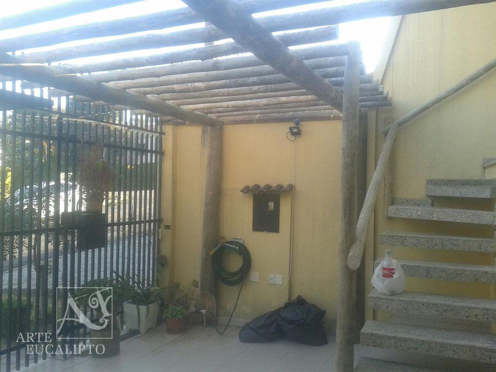 Pérgola garagem , Boa Vista , Curitiba  - Pr