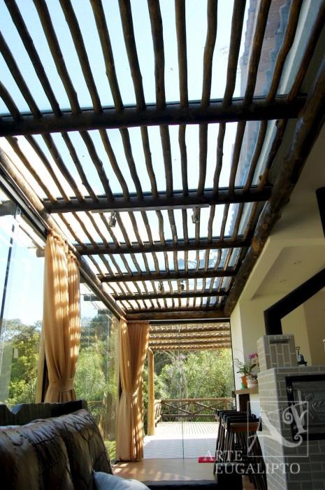 Pérgola varanda e ampliação do espaço Gourmet , Cond Bacacheri - Pr