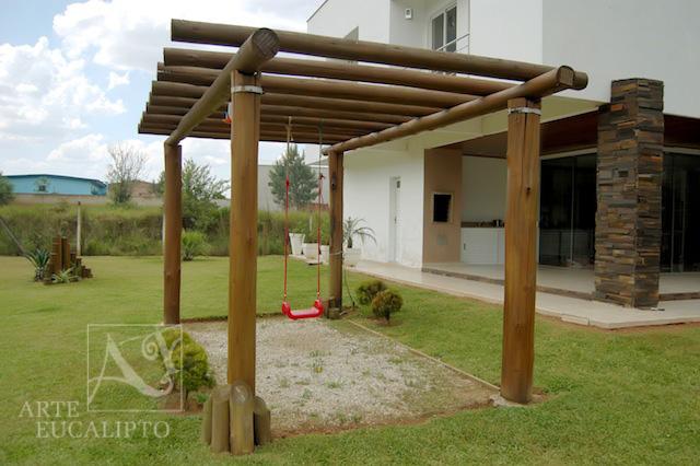 Pérgola residencial , Umbará , Curitiba - Pr