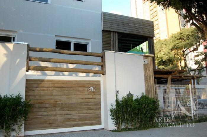 Portão casa Bigorrilho