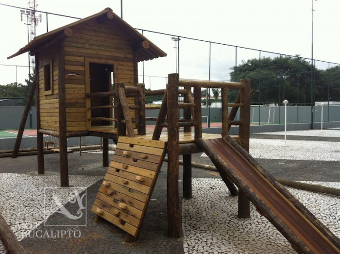 Playground , Ecoville , Curitiba - Pr