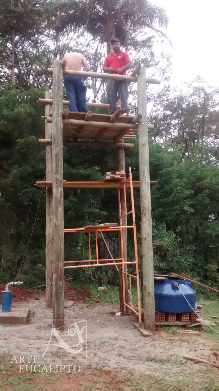 Torre caixa d'agua , Contenda - Pr
