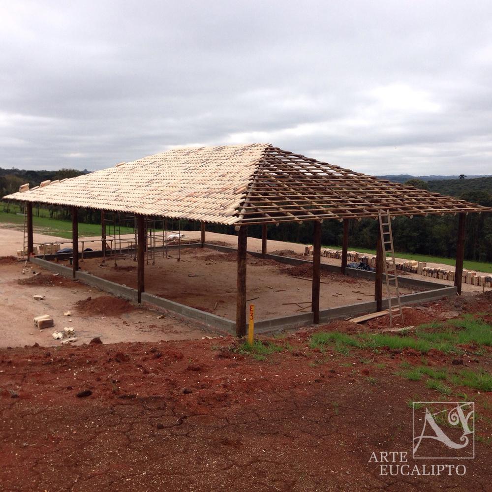 Estrutural coberto Campo Largo - Pr