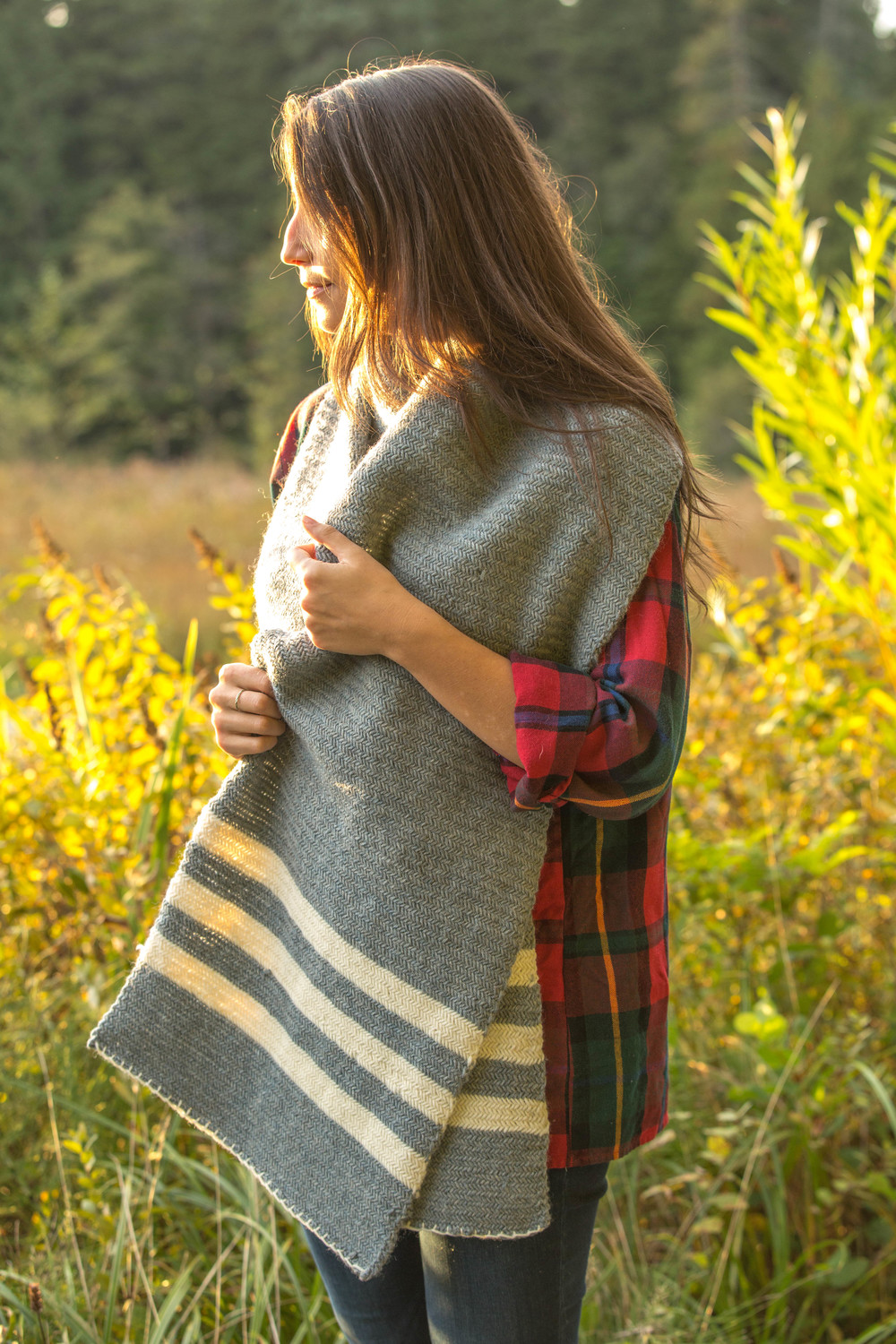 FIELD blanket scarf 3