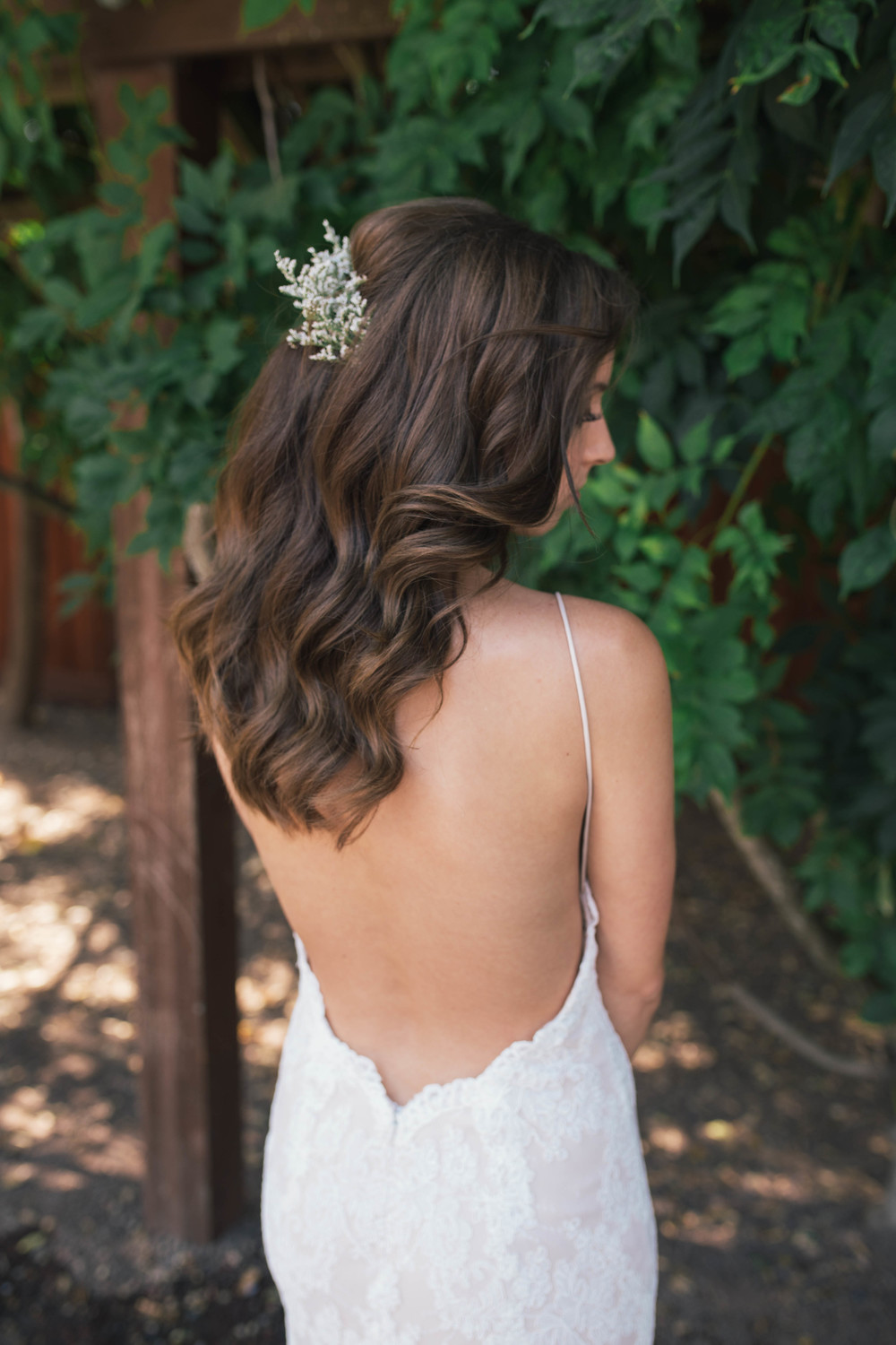sonoma-county-wedding-photographer-backyard-bride-leaves-wtoo-dress-low-back