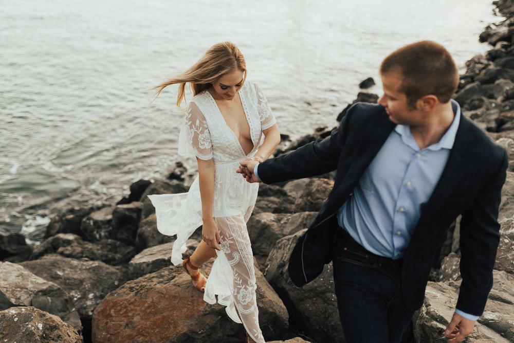 Sophia + Nick - Sausalito Engagement
