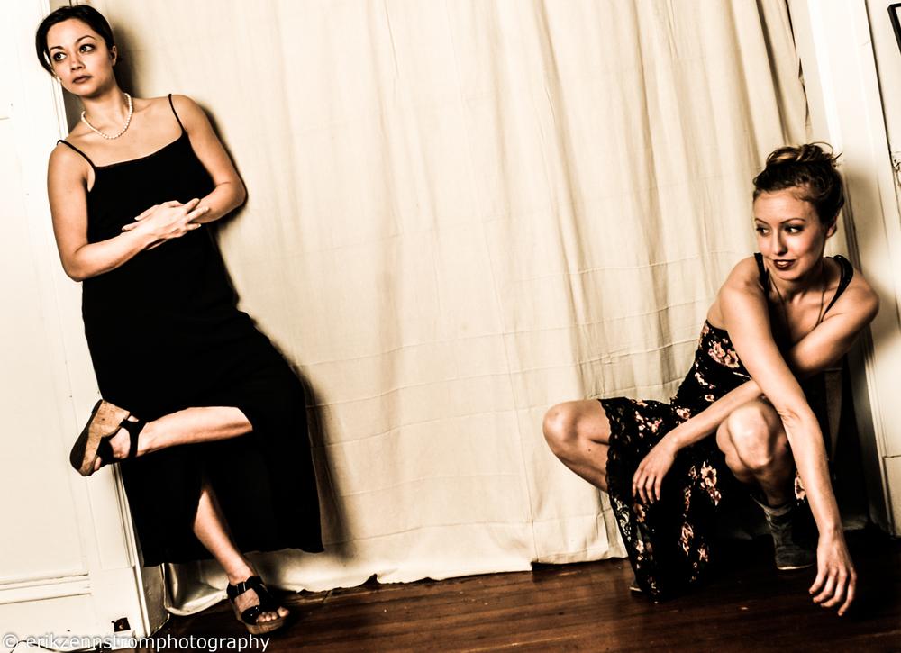 Kara & Delphine