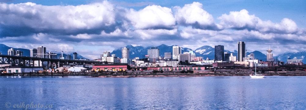 Vancouver B.C. 1977