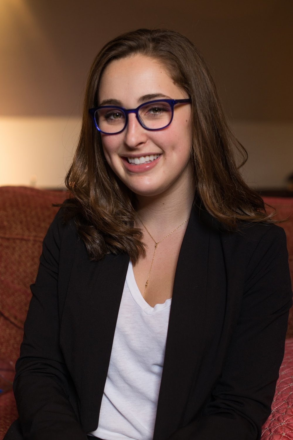 Alana Steinberg '18, Consulting Project Manager