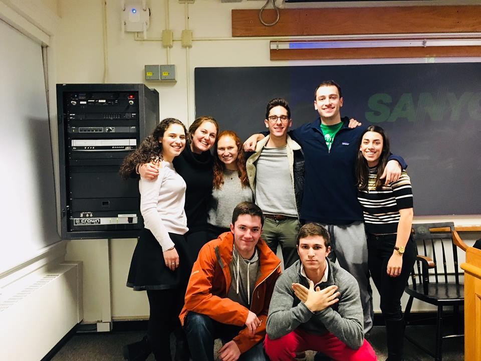 Congrats and Welcome to the Harvard Tamid 2018 New Exec Board! Can't wait to see what you will accomplish!   Co Presidents: Jonah Moroh and Nate Hollenberg Co VP Operations: Gabi Siegal and Rachel Janfaza VP Fund: Matt Kaufman VP Consulting: Sofia Schreiber VP Tech: Will Finigan Portfolio Manager: Sarah Ascherman