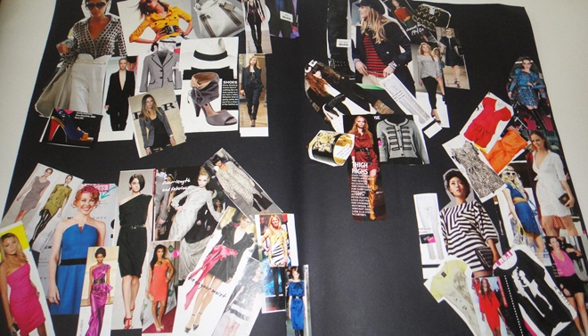 How To Create Your Fashion Style Mood Board Mirror Image Consulting