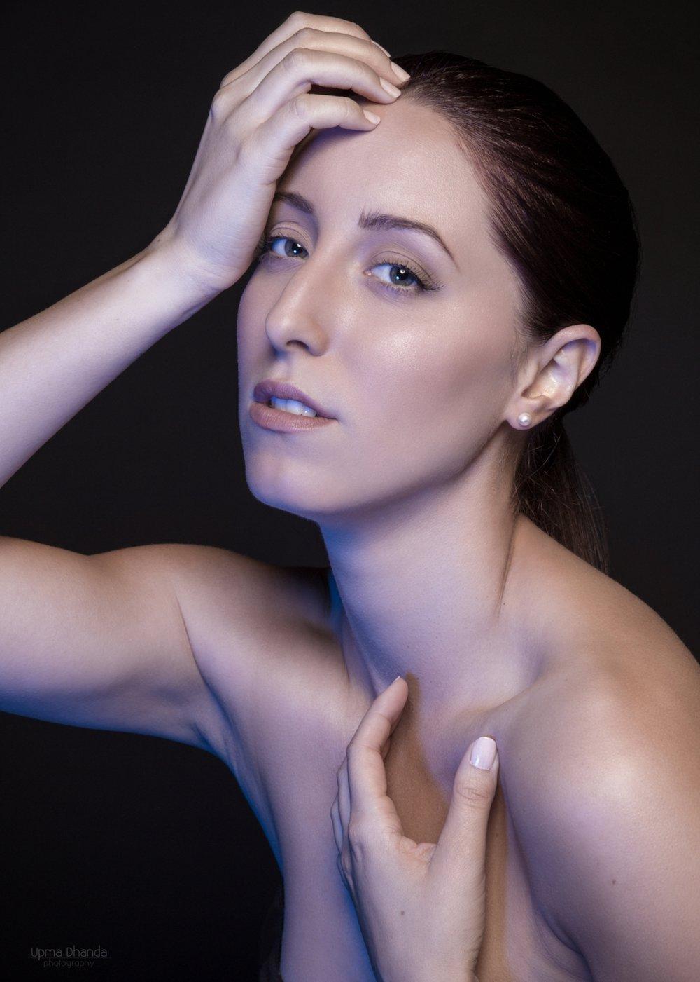 Model: Devon Simone Photographer: Upma Dhanda