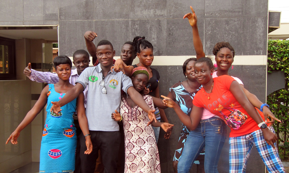 Marie Stopes Ghana Storytellers, June 2014