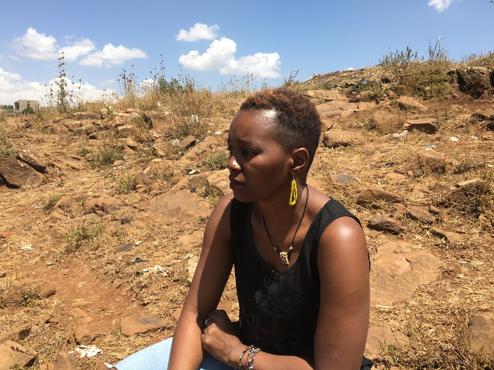 Angeline works with DREAMS Innovation Challenge grantee BHESP, which gives adolescent girls and young women in Kenya greater control over their HIV prevention approaches, including PrEP, through public awareness campaigns, peer education, and HIV testing and counseling.