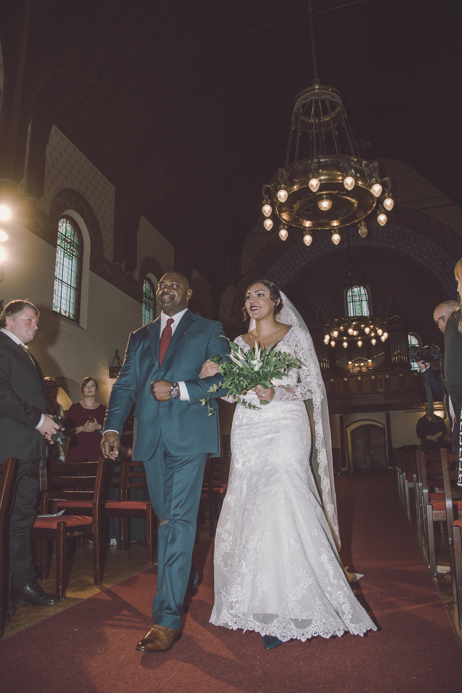 lademoen kirke bryllup